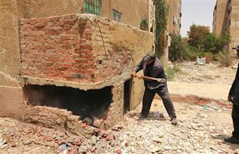 جهاز مدينة العاشر من رمضان يشن حملات تفتيش لضبط الوحدات المخالفة وإزالة المخالفات بالإسكان الاجتماعي