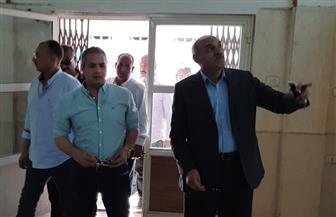 نائب محافظ أسيوط يتفقد المركز التكنولوجي بديروط لمتابعة الخدمات المقدمة للمواطنين  صور