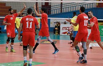 مصر تصطدم بالكاميرون في بطولة إفريقيا لرجال الكرة الطائرة