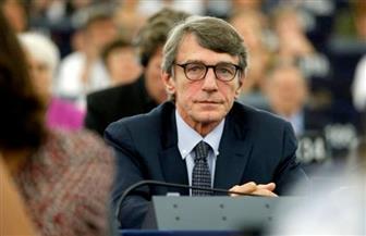 رئيس البرلمان الأوروبي: إيطاليا تتعهد باستكمال خط السكك الحديدية مع فرنسا