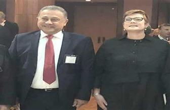 السفير المصري في أستراليا يشارك في مراسم افتتاح الدورة البرلمانية