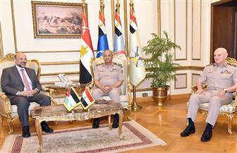 خلال لقائه الفريق أول محمد زكي.. وزير الدفاع الأردني: مصر نجحت في تحقيق قفزات تنموية شاملة | فيديو