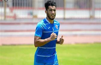 محمد حسن يغيب عن مران الزمالك الصباحي بقبرص