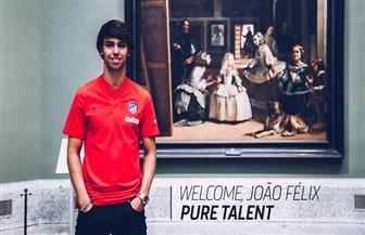 أتليتكو مدريد يتعاقد مع جواو فيليكس بـ 126 مليون يورو   فيديو
