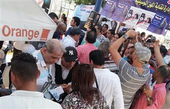 بدء توافد الموسيقيين لمقر انتخابات النقابة