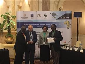 انعقاد الاجتماع الاستثنائي للجمعية العمومية للجنة الإفريقية للمواصفات الكهروتقنية بالقاهرة لأول مرة