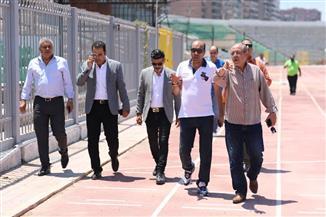 تعرف على توصيات لجنة الشباب والرياضة بشأن استاد بورسعيد
