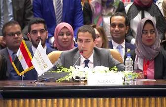 """رئيس الوزراء في نموذج """"محاكاة الدولة المصرية"""" يستعرض الأوضاع في مصر منذ 2014 حتى الآن"""