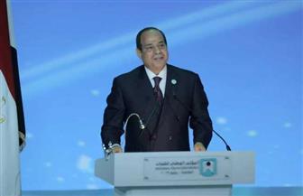 الرئيس السيسي: أشعر بالفخر بعد جميل المصريين وتحمل الكثير لتنمية بلادهم | فيديو