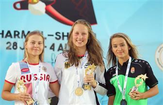 روسيا تكتسح منافسات اليوم الأول في بطولة العالم لسباحة الزعانف بشرم الشيخ