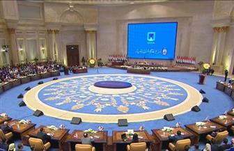 """المحكمون يتلون توصيات ممثلي الحكومة وتنسيقية شباب الأحزاب خلال نموذج """"محاكاة الدولة المصرية"""""""