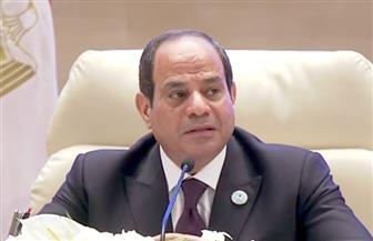 """الرئيس السيسي: """"الشعب لو رفض الإصلاحات الاقتصادية كنت سأدعو لانتخابات رئاسية مبكرة"""""""