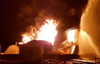 حريق داخل مصنع عطور فى قطور بالغربية.. والدفع بـ 5 سيارات إطفاء
