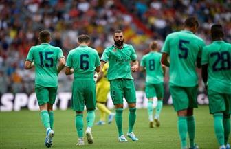 ريال مدريد إلى نهائي السوبر الإسباني منتظرا الفائز من برشلونة وأتليتكو