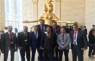"""قيادات بـ""""الحركة الوطنية المصرية"""": كلمة الرئيس السيسي أعادت فينا الثقة بأننا نقف فوق أرض صلبة"""
