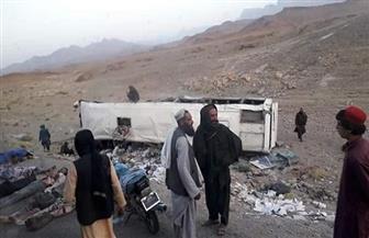 مقتل 34 شخصا في انفجار على جانب طريق بأفغانستان