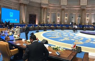 الرئيس السيسي يشهد فعاليات اليوم الثاني للمؤتمر الوطني السابع للشباب في العاصمة الإدارية الجديدة