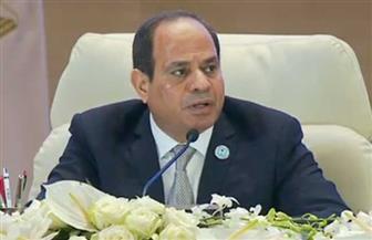 """بعد قليل.. الرئيس السيسي يشهد جلسة """"اسأل الرئيس"""" بالمؤتمر الوطني السابع للشباب"""