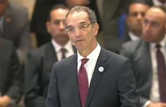 وزير الاتصالات: «العمل في مشروع «عقل مصر» جار لتوفير البيانات التي تستخدمها الحكومة» | فيديو
