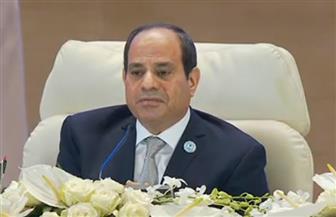 الرئيس السيسي: نقل الجهاز الإداري إلى العاصمة الإدارية منتصف العام المقبل.. وحاسب آلي لكل موظف