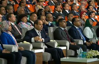"""الرئيس السيسي: """"لو استمررنا بالخطط القديمة لخربت مصر في 2016"""""""