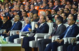 """الرئيس السيسي: اتخذنا إجراءات لتطوير 277 قرية ضمن مبادرة """"حياة كريمة"""""""