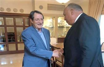 تفاصيل رسالة الرئيس السيسي لنظيره القبرصي   صور