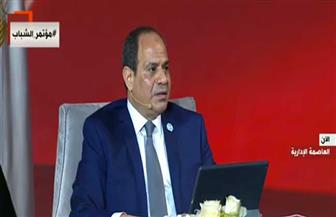 الرئيس السيسي: الأداء الحالى لموظفى المحليات ليس على المستوى المطلوب