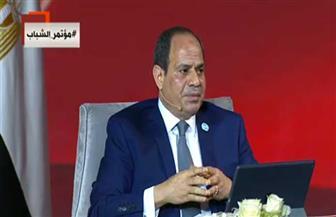 الرئيس السيسي: سيتم عقد مؤتمرات للشباب بصفة دورية بداية من العام المقبل