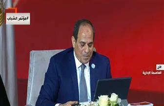 الرئيس السيسي: ندعم الاستقرار في المنطقة.. والإقليم لا يتحمل المزيد من الصراعات والاضطرابات