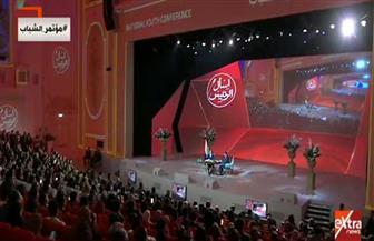 الرئيس السيسي: نقوم بعمل أكبر مدينة للثقافة والفنون في العالم