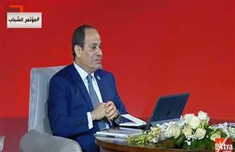 الرئيس السيسي: تعيين الحدود البحرية أتاح فرصا جديدة للتنقيب عن الغاز.. وحققنا 82 اكتشافا جديدا فى الدلتا