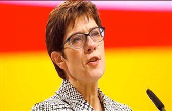 وزيرة دفاع ألمانيا تنتقد واشنطن وأنقرة بسبب العملية التركية