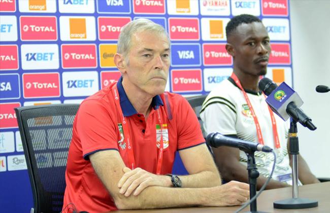 مدرب بنين: نحترم السنغال.. ونسعى للتأهل لنصف نهائي أمم إفريقيا -