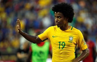 الإصابة تبعد البرازيلي ويليان عن نهائي كوبا أمريكا