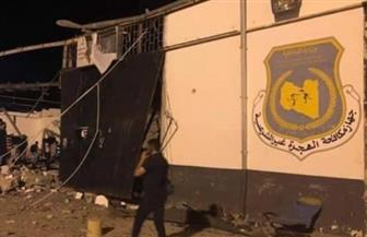 الحركة الوطنية الشعبية الليبية تدين استهداف مواقع الهجرة غير الشرعية وترفض تحميل الجيش الوطني المسئولية