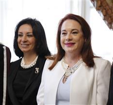 مايا مرسي: ماريا فرناندا أول لاتينية ورابع امرأة تترأس الجمعية العامة للأمم المتحدة