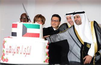 وزير الإعلام الكويتي: 23 يوليو عيد في مصر والكويت معا