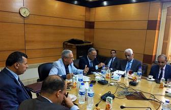 """""""الصناعات الهندسية"""" تلتقي مسئولي المالية والضرائب لحل مشكلات صناع الإسكندرية"""
