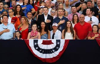 في استعراض للقوة.. ترامب يلقي كلمة خلال الاحتفال بذكرى استقلال الولايات المتحدة: لا يستطيع أحد أن يهزمنا|صور