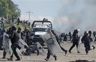 المكسيك: مؤامرة سياسية وراء الاحتجاجات في صفوف قوات الشرطة