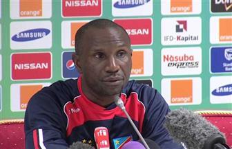 """مدرب الكونغو: ليس لدي حساب على """"فيسبوك"""".. وقادرون على التأهل لربع النهائي"""