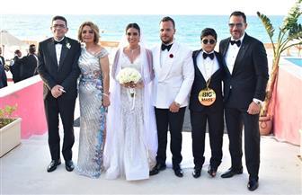 حفل زفاف نجل ماجد المصري في الساحل الشمالي بحضور نجوم الفن |صور
