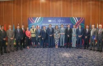 مصر تشارك في الاجتماع الـ ٤٠ لوزراء خارجية الدول الأعضاء بمنظمة البحر الأسود للتعاون الاقتصادي