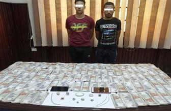 حبس المتهمين بسرقة 600 ألف جنيه ومشغولات ذهبية من مصنع بالمحلة الكبرى