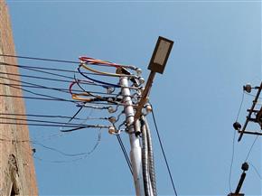 تطوير شبكة الكهرباء بمركز سوهاج بتكلفة 35 مليون جنيه