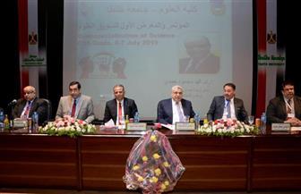 تحقيقا لرؤية مصر 2030.. انطلاق المؤتمر الأول لتسويق العلوم بجامعة طنطا |صور