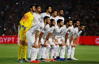 محمد صلاح يقود هجوم منتخب مصر أمام جنوب إفريقيا