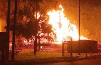 إصابة 21 شخصا إثر انفجار بمركز تسوق في ولاية فلوريدا الأمريكية