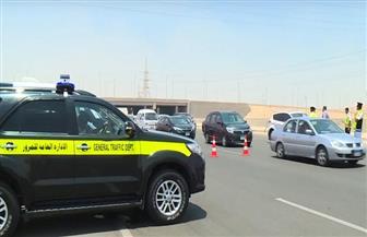 إعادة فتح طريقي «الصحراوي الشرقي - المنيا» و«الشيخ فضل» بعد تحسن الأحوال الجوية